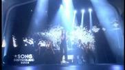 Германия На Евровизия 2011 * Lena Meyer Landrut - Taken by a Stranger (текст+ превод)