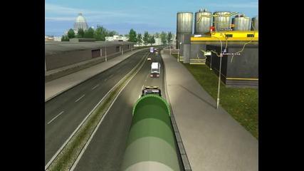 Euro Truck Simulator [scania R620]