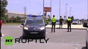 Spain: Military plane crashes, killing at least three near Seville Coca-Cola factory