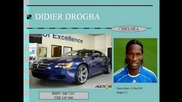 коли на известни футболисти и баскетболисти