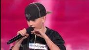 Cj Dippa - 11 Годишно Момче Рапър Americas Got Talent 2010 Hd 720p