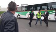 Portugal: Taxi drivers clash with police at Lisbon anti-Uber protest