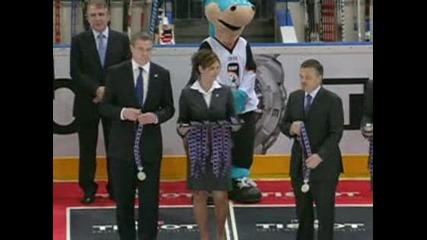 Чехия триумфира със златните медали - Световно по хокей 2010