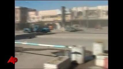 Невероятни кадри: гражданска война в Ирак