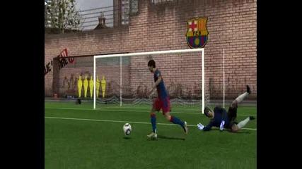 Fifa 11 tricks and goals