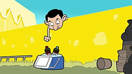 Bean and The Bird! _ Mr Bean Cartoon Season 2 _ Full Episodes _ Mr Bean Official.mp4
