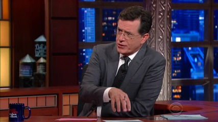 The Late Show with Stephen Colbert - Епизод 12 - 23 Септември '15