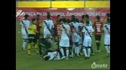 Опит за убийство във футбола !