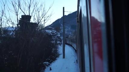 Пристигане в спирка Церово