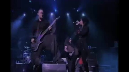 Lacuna Coil - To The Edge (live at Tokyo Loudpark 2007)