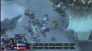 Bomber vs. Jaedong - (tvz) - Game 2 - Ro16 - Wcs Global Finals 2014 - Starcraft 2 (hd)