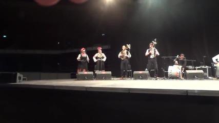 Goran Bregovic - Ederlezi - (LIVE) - (Sofia, Bulgaria, 29.11.2012)
