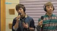 130302 Sukira Kiss The Radio B.a.p - Rain Sound