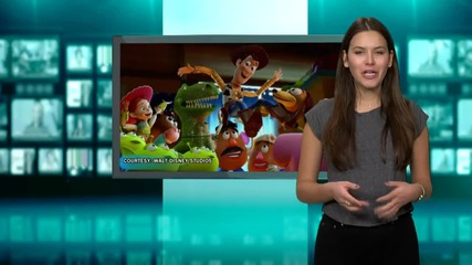 Toy Story's Big Screen Comeback!