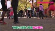 Violetta 2 - Si es por Amor - Letra