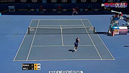 Serena Williams vs Ekaterina Makarova 2012 Ao R4 Highlights