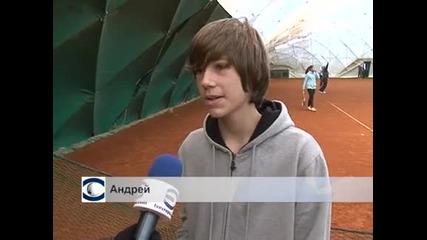 Интересът към тениса традиционно се повишава след успехите на българските спортисти