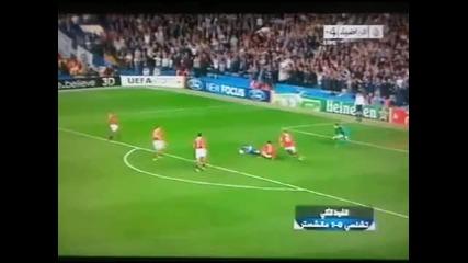 Ман.стерионаитед срещу Челси - Шампионска Лига 2011