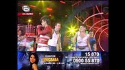 Преслава Мръвкова - Mtv kонцерт 18.05.09 - Music Idol 3