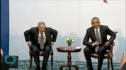 US and Cuba Restoring Ties, Slowly But Surely