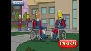 Яка пародия - Семейство Симпсън!!