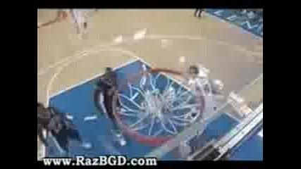 Vince Carter sick dunk