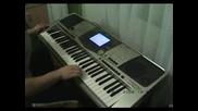 Klavir Yamaha Psra1000 Dayanamam Demo Vbox7