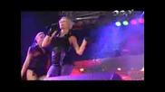 [live] Алисия - Най - вървежен (5 Godini Fen Tv Concert) (hq)