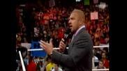 Суперзвездите които помогнаха на Daniel Bryan се изказват - Wwe Първична сила 23.09.2013г.