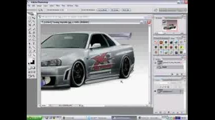 Photoshop Tuning -GoLf4
