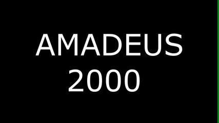 AMADEUS BAND uzivo-Gipsy Kings 2000