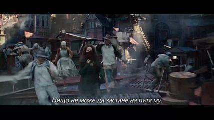 Смъртоносни машини - финален трейлър с български субтитри