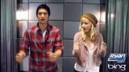 Glee - teach me how to dougie