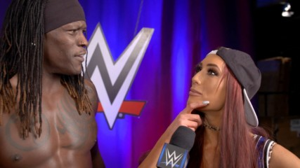Where will R-Truth & Carmella go for vacation if they win WWE MMC?