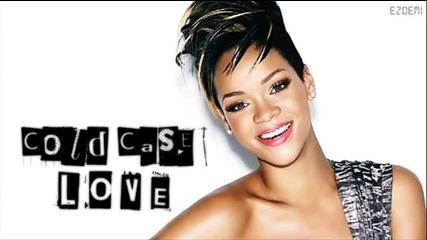 Превод !!! Rihanna - Cold Case Love - Четвъртия сингъл от албума Rated R !