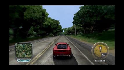 Tdu Ferrari F430 - Lucky Star (dubstep)