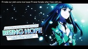 English 'rising Hope' Mahouka Koukou no Rettousei (amalee)