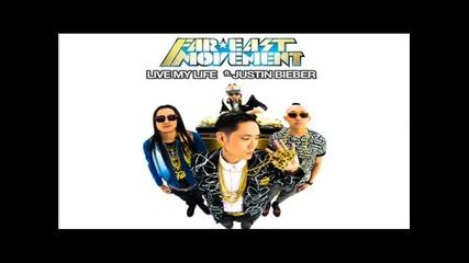 Ааа!!! Far East Movement - Live My Life ft Justin Bieber