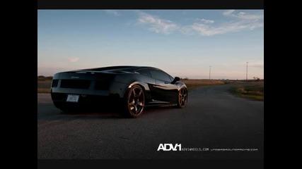 Единственo по рода си Lamborghini Gallardo