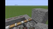 Minecraft Tutorial # Tnt изстрелвачка