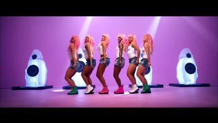 Nicki Minaj - Super Bass ( Официално видео ) + Превод