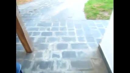 Як трик!как да накараш детето си да ходи пеша а не с кола!