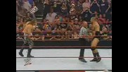 Raw 18.08.08 - Batista Vs Paul Burchil