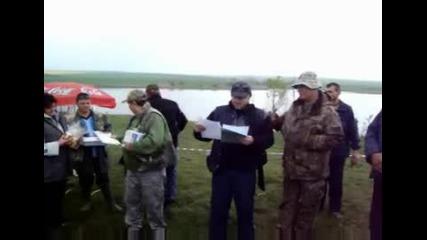Акция по зарибяване на река Янтра - 2 част