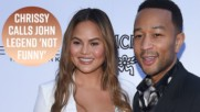 Chrissy Teigen shades John Legend on Father's Day