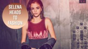 Selena Gomez named new face of Puma