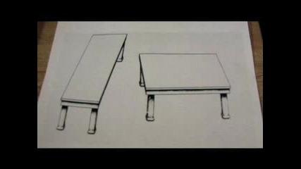Оптична Илюзия - Различни Ли Са ?