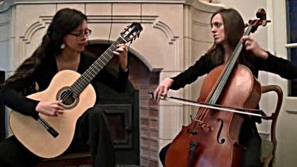 Scarborough Fair Cello-guitar Duo