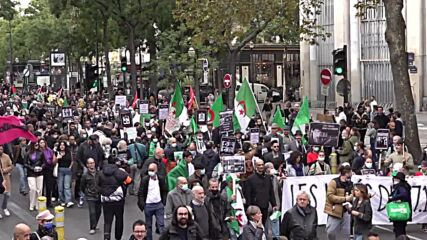 France: Hundreds demand recognition of 1961 Paris massacre as state crime