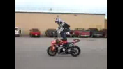 Aaron Colton Stunt Show